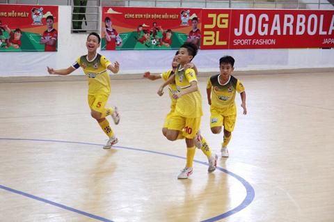 U11 Sông Lam Nghệ An vô địch giải bóng đá Nhi đồng toàn quốc 2020 - Ảnh 1.