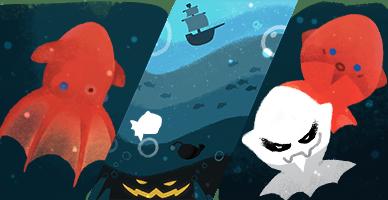 Chú mèo phép thuật trở lại chào đón Halloween trên Google - Ảnh 4.