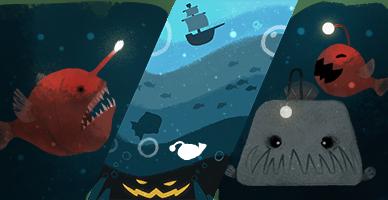Chú mèo phép thuật trở lại chào đón Halloween trên Google - Ảnh 5.