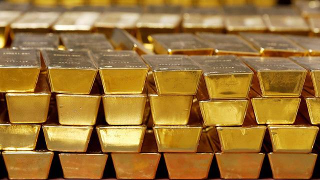 Giá vàng xuống mức thấp nhất trong một tháng - Ảnh 2.