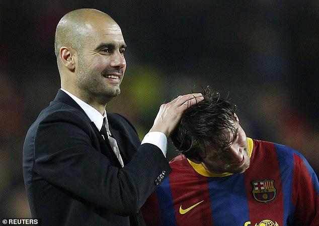 Pep Guardiola thừa nhận vẫn muốn gắn bó với Manchester City - Ảnh 1.