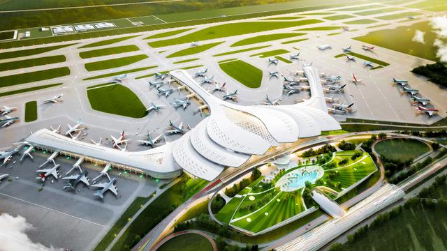 Giảm tổng mức đầu tư sân bay Long Thành hơn 2.500 tỷ đồng - Ảnh 1.