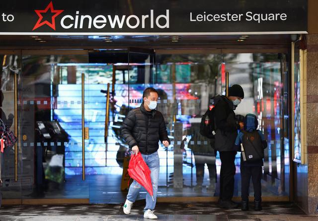 Chuỗi rạp chiếu phim lớn thứ 2 thế giới đóng cửa vì COVID-19 - Ảnh 1.