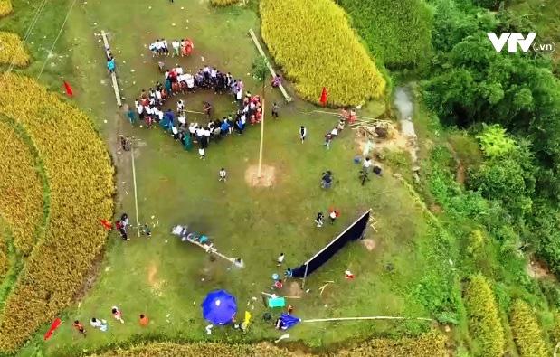 Độc đáo lễ hội Gầu Tào của đồng bào H'Mông ở Hà Giang - ảnh 4