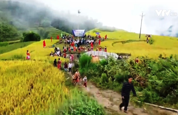 Độc đáo lễ hội Gầu Tào của đồng bào H'Mông ở Hà Giang - ảnh 1