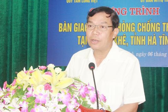 Quỹ Tấm lòng Việt bàn giao nhà chống thiên tai cho người nghèo tại Hà Tĩnh - Ảnh 3.