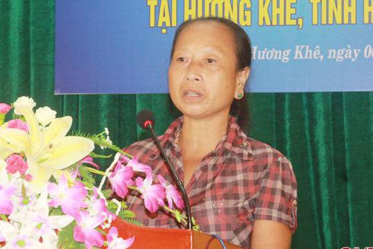 Quỹ Tấm lòng Việt bàn giao nhà chống thiên tai cho người nghèo tại Hà Tĩnh - Ảnh 5.