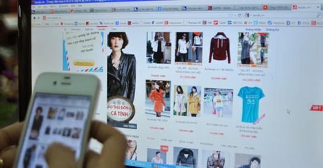 COVID-19 khiến người Việt mua sắm trực tuyến nhiều hơn - Ảnh 1.