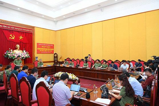 Đại hội đại biểu Đảng bộ Công an Trung ương được tổ chức từ ngày 11-13/10 - ảnh 1