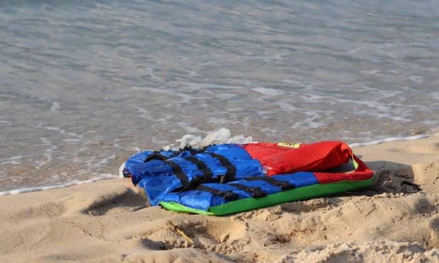 Hàng trăm người di cư thiệt mạng trên biển Địa Trung Hải trong 3 ngày qua - Ảnh 1.