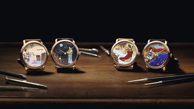 Xuất khẩu đồng hồ Thụy Sỹ giảm mạnh nhất trong 80 năm qua - Ảnh 2.