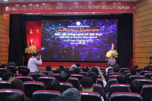 Công nghệ mở Việt Nam - Thúc đẩy chuyển đổi số quốc gia - Ảnh 1.