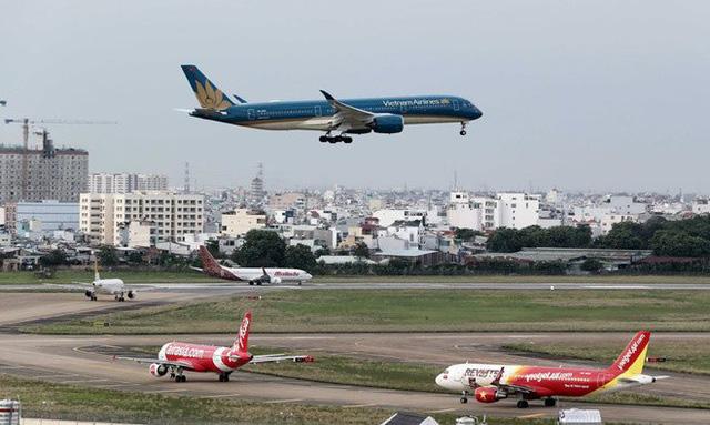 Đề xuất Chính phủ bảo lãnh khoản vay 11.000 tỷ đồng cho ngành hàng không - Ảnh 1.
