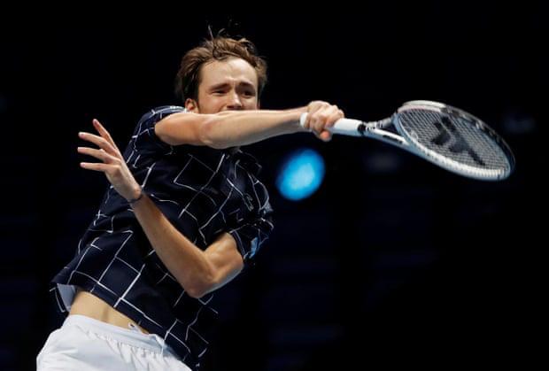 Gục ngã trước Medvedev, Nadal dừng bước tại bán kết ATP Finals 2020 - Ảnh 4.