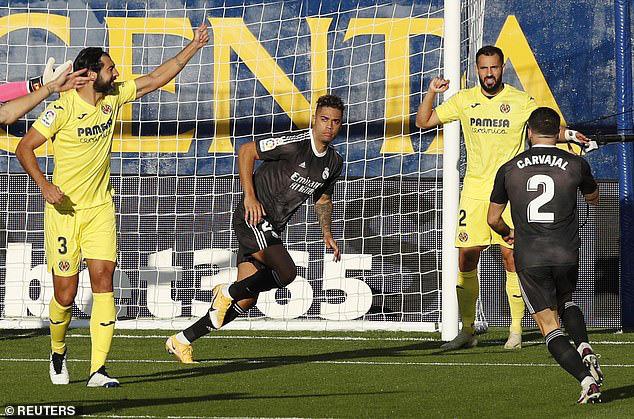Villarreal 1-1 Real Madrid: Chia điểm đáng tiếc (Vòng 10 La Liga 2020-21) - Ảnh 1.