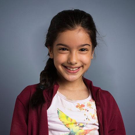 Trái tim phụ nữ: Sau 3 năm, cô bé Nisan giờ đã thành thiếu nữ - Ảnh 1.