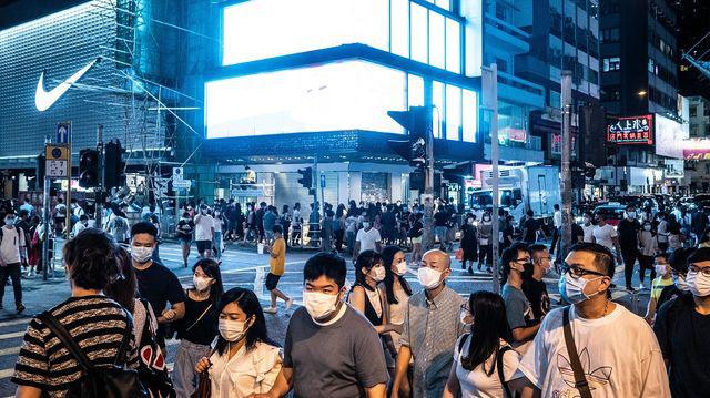 Bong bóng du lịch Singapore - Hong Kong (Trung Quốc) bị hoãn trước làn sóng dịch COVID-19 mới - Ảnh 4.