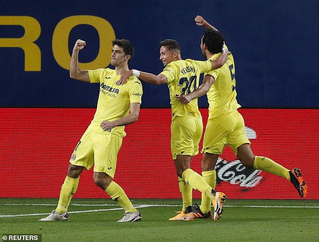 Villarreal 1-1 Real Madrid: Chia điểm đáng tiếc (Vòng 10 La Liga 2020-21) - Ảnh 3.