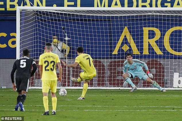 Villarreal 1-1 Real Madrid: Chia điểm đáng tiếc (Vòng 10 La Liga 2020-21) - Ảnh 2.
