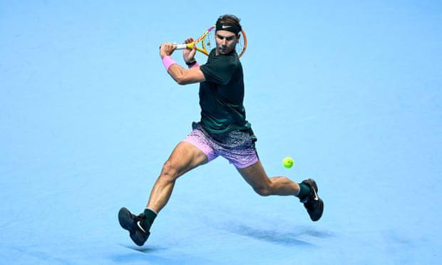 Gục ngã trước Medvedev, Nadal dừng bước tại bán kết ATP Finals 2020 - Ảnh 2.