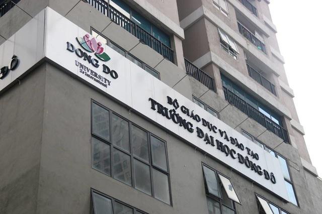 Đại học Đông Đô cấp hơn 190 bằng cử nhân giả, không qua tuyển sinh - Ảnh 1.