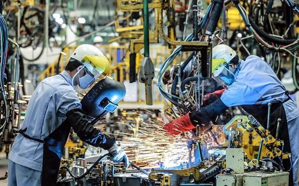 Asia Times: Kinh tế Việt Nam tăng trưởng dương bất chấp đại dịch - Ảnh 1.