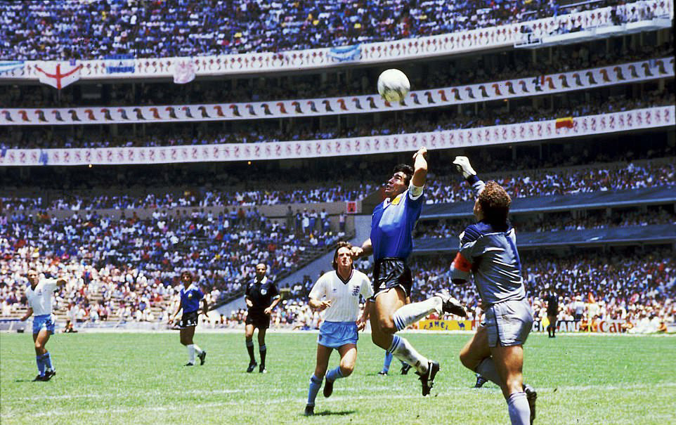 Cảm ơn Maradona! - Ảnh 3.
