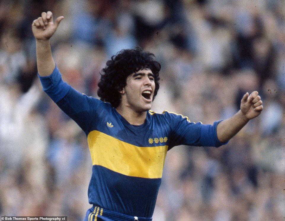 Cảm ơn Maradona! - Ảnh 2.