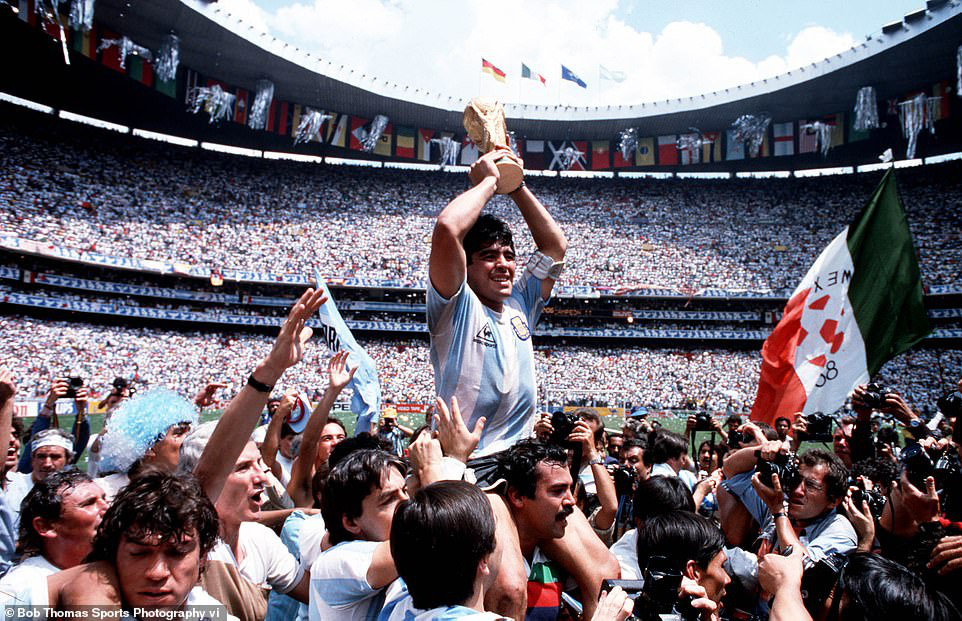 Cảm ơn Maradona! - Ảnh 4.