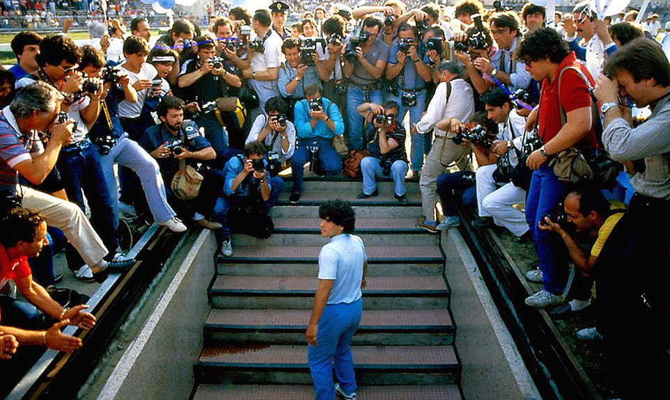 Cảm ơn Maradona! - Ảnh 12.