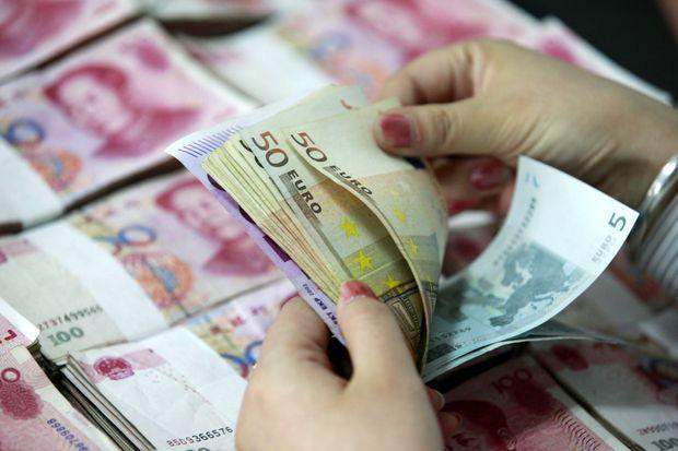 Trung Quốc lần đầu bán trái phiếu với lãi suất âm - Ảnh 1.