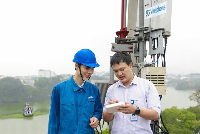 VNPT chính thức phát sóng 5G thương mại - Ảnh 2.