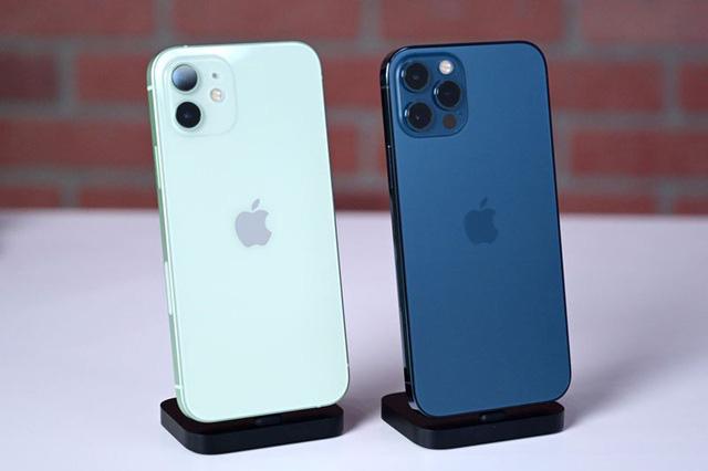 Tổng chi phí linh kiện của iPhone 12 chiếm chưa đến một nửa giá bán - Ảnh 1.