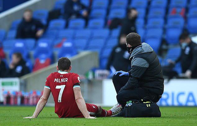 Liverpool lại đón nhận thêm một ca chấn thương - Ảnh 2.