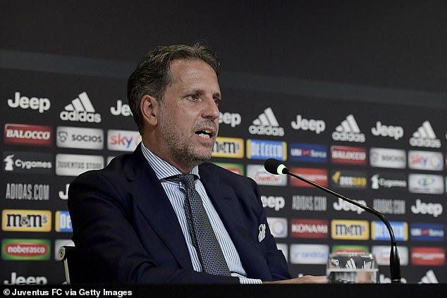 Juventus sẵn sàng giải cứu hàng thải của Manchester United - Ảnh 1.
