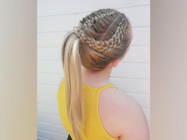 5 kiểu tóc thú vị cho nàng tóc lỡ - Ảnh 4.