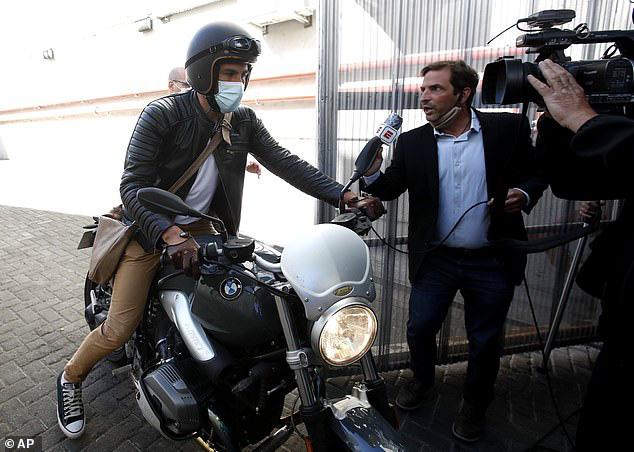 Mở rộng điều tra về sự ra đi của Diego Maradona - Ảnh 1.