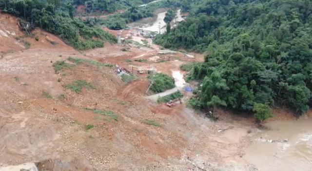 Tạm ngừng thi công xây dựng Nhà máy Thủy điện Rào Trăng 3 - Ảnh 1.