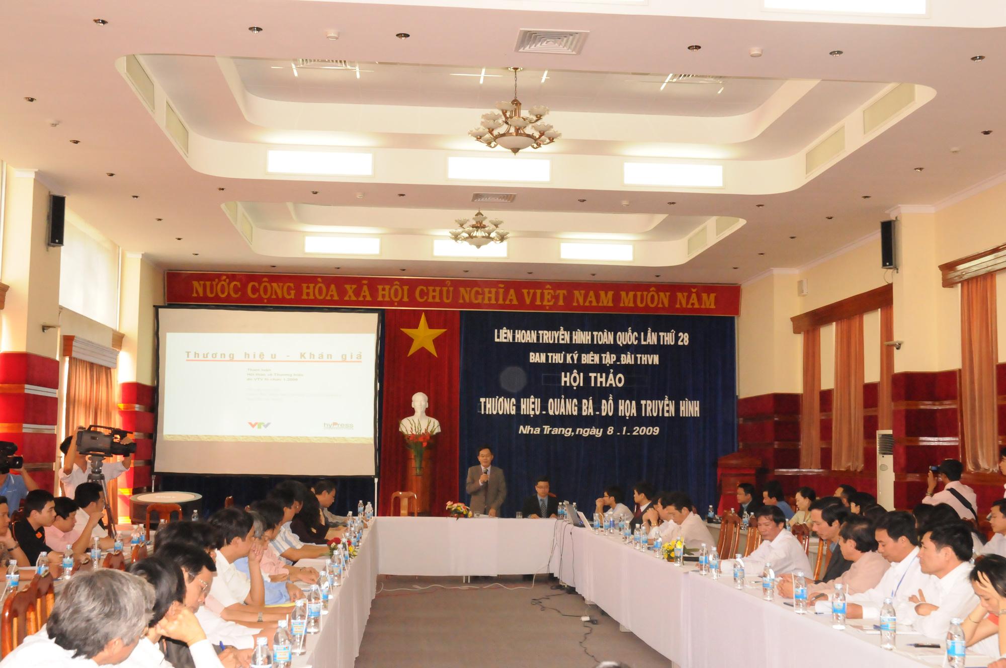 Hội thảo năm 2009