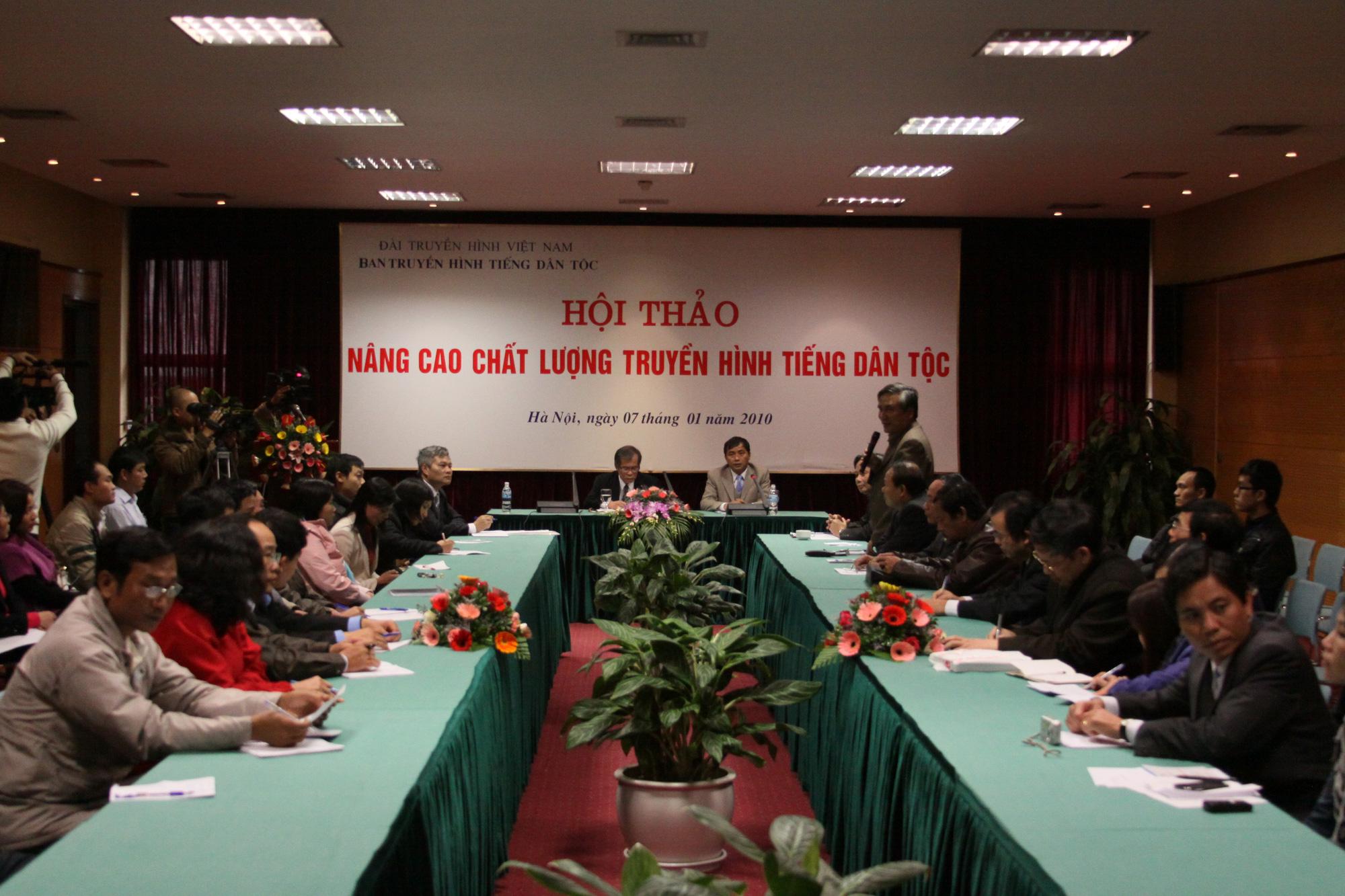 Hội thảo năm 2010