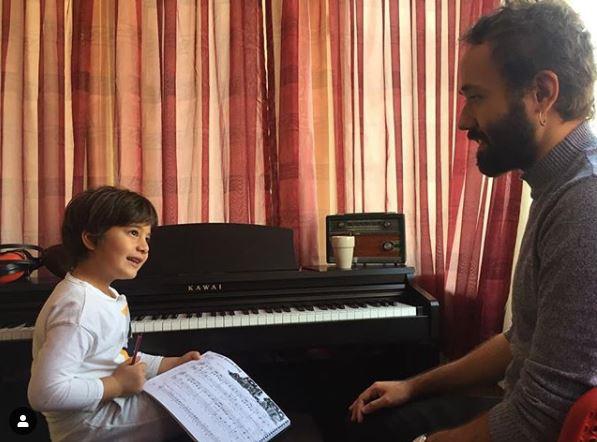 Trái tim phụ nữ: Cậu bé Doruk ngoài đời là một thiên tài âm nhạc nhí? - Ảnh 5.