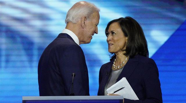 Kamala Harris sẽ là nữ Phó Tổng thống đầu tiên của nước Mỹ? - Ảnh 2.