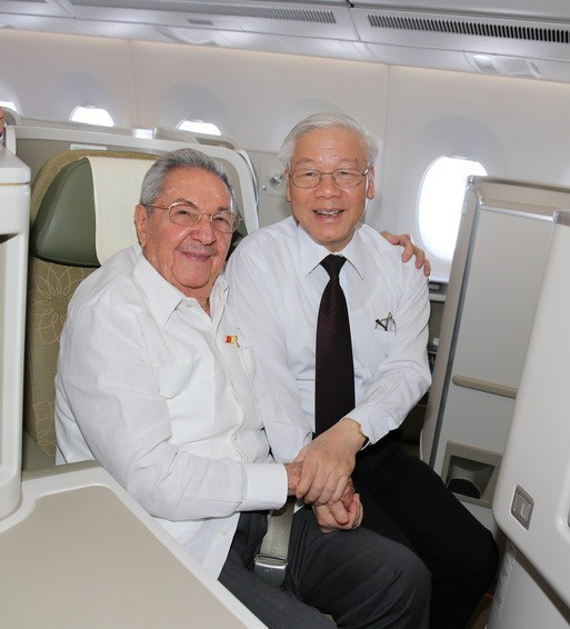 Việt Nam - Cuba: Mối quan hệ rất hiếm có trong lịch sử quan hệ quốc tế - Ảnh 1.