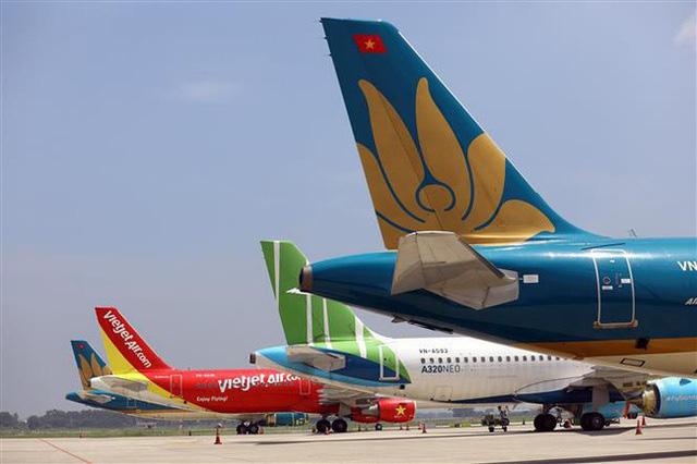 Những chuyến bay nào được cấp phép chở khách từ nước ngoài vào Việt Nam? - Ảnh 1.