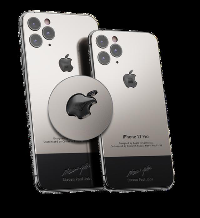 iPhone 12 phiên bản hoài cổ với giá gần 9.000 USD - Ảnh 1.