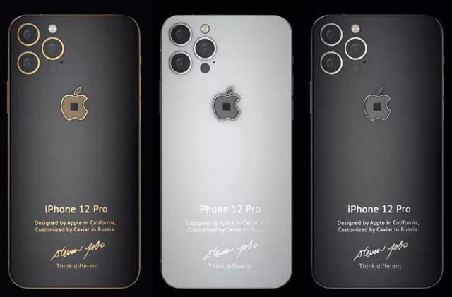 iPhone 12 phiên bản hoài cổ với giá gần 9.000 USD - Ảnh 2.