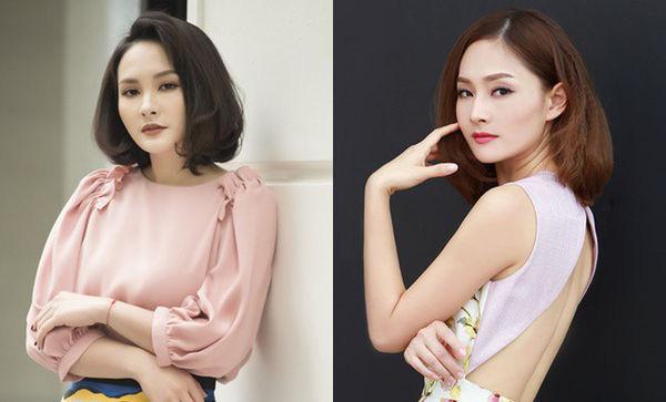 Bảo Thanh, Lan Phương khiến khán giả bấn loạn vì quá giống nhau - Ảnh 8.