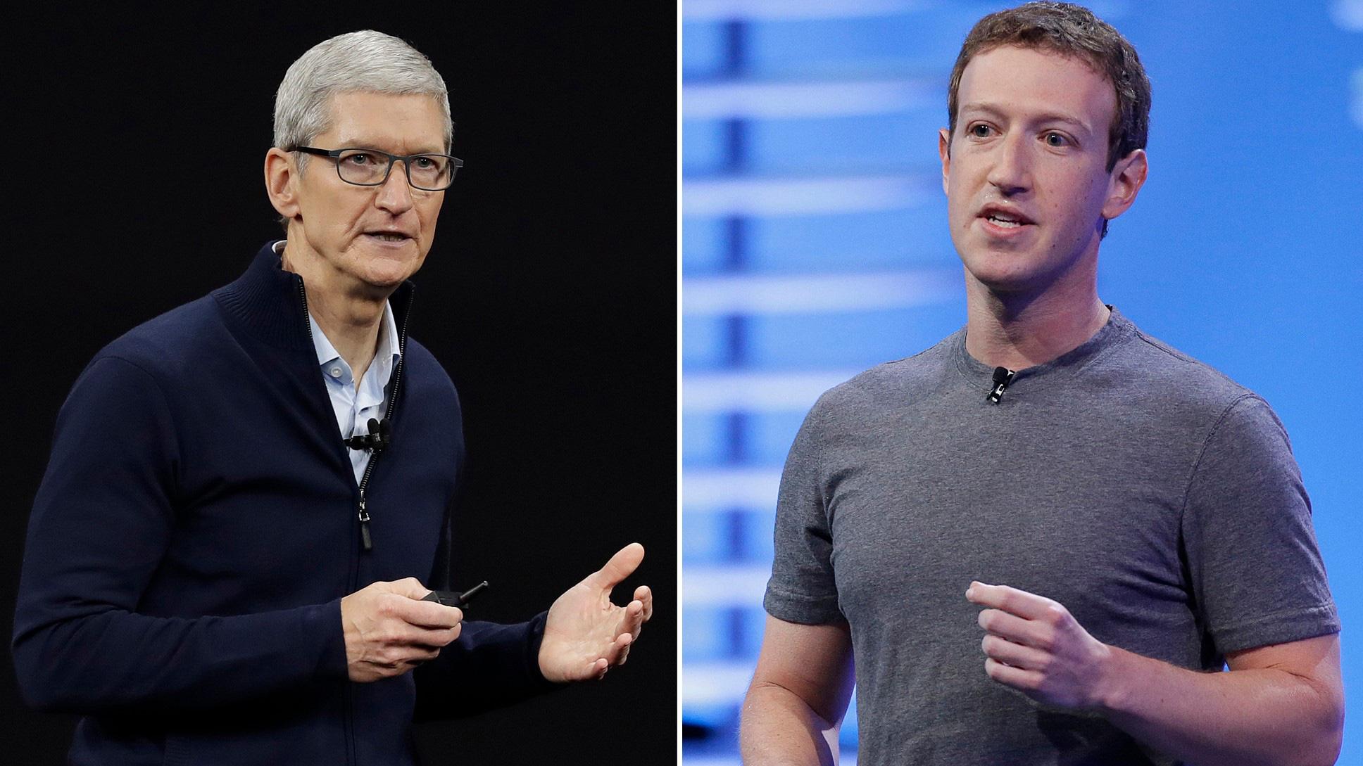Facebook tuyên chiến với Apple - Ảnh 9.