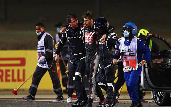 FIA công bố kết quả điều tra vụ tai nạn của Romain Grosjean - Ảnh 1.