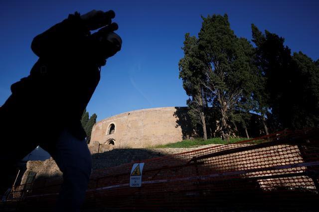 """Lăng mộ hoàng đế Rome đầu tiên được """"hồi sinh"""" - ảnh 1"""